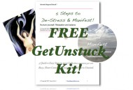FREE Get Unstuck Kit