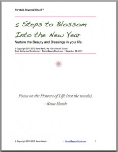 Image of Workbook for goal setting