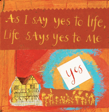 Inspiration by Louise Hay